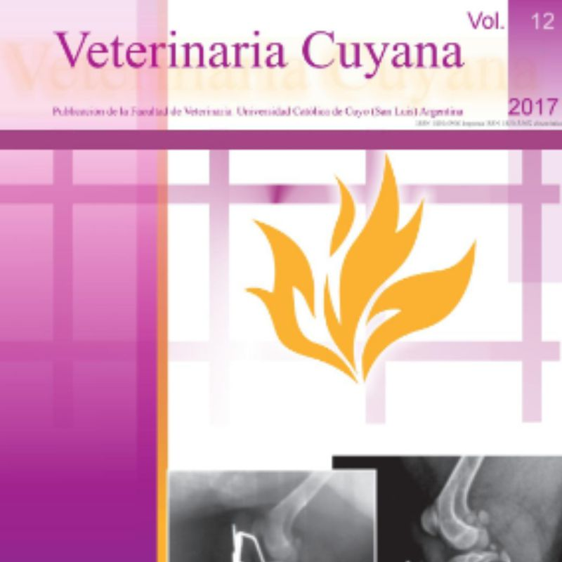 Revista de la Facultad de Cs. Veterinarias San Luis